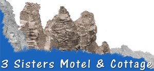 3 Sisters Motel & Cottage - Classic family owned and operated motel & cottage in Katoomba Blue Mountains NSW